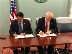 تعاون أمريكي - كويتي لمكافحة المواد المشعة عبر الحدود