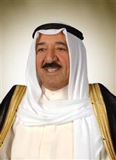 سمو الأمير يستقبل أهالي أعضاء السفارة والمكاتب الكويتية المعتمدة لدى الولايات المتحدة الأمريكية