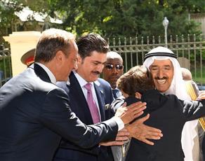 سمو الأمير الشيخ صباح الأحمد الجابر الصباح حفظه الله ورعاه
