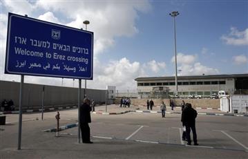 الاحتلال الإسرائيلي يغلق معبر إيريز مع قطاع غزة