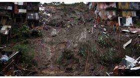 مقتل 12 في انهيار أرضي إثر أمطار غزيرة بجنوب إثيوبيا