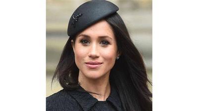 زوجة الأمير هاري الممثلة السابقة ميغان ماركل