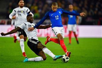 الديوك الفرنسية تواجه الماكينات الألمانية بدوري أمم أوروبا