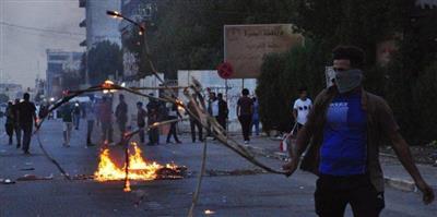 العراق: إعلان حظر التجوال في البصرة بدءا من عصر اليوم