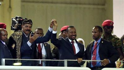 إثيوبيا تعيد فتح سفارتها في العاصمة الإريترية أسمرة