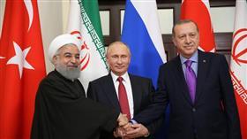قمة تركية روسية ايرانية في طهران غدًا.. لبحث الأزمة السورية