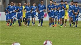 «الأزرق» يستعد لمواجهة ضيفه العراقي.. الإثنين