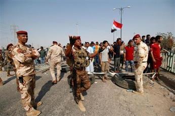 العراق تتراجع عن قرار حظر التجوال في البصرة