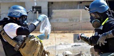 واشنطن: هناك أدلة على استعداد دمشق لاستخدام الكيماوي في إدلب