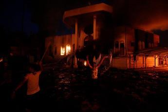 إيران تدين حرق قنصليتها بالبصرة وتدعو بغداد لتحمل مسؤوليتها في حماية البعثات الدبلوماسية