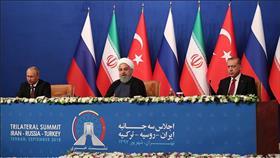 قمة طهران: معالجة الوضع في إدلب وفق روح أستانة