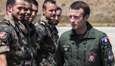 فرنسا تتهم روسيا بالتجسس على قواتها المسلحة