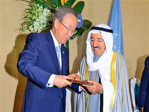 الكويت تحتفي بـ «قائد الإنسانية»
