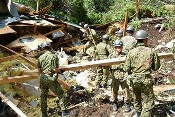 ارتفاع عدد ضحايا زلزال اليابان إلى 30 قتيلًا