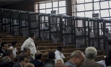 مصر: الإعدام لـ 75 متهما بينهم قيادات بجماعة الإخوان في قضية فض اعتصام رابعة