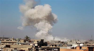 مقتل 9 وإصابة 30 بقصف إيراني لمقر الحزب الديمقراطي الكردستاني في أربيل العراقية