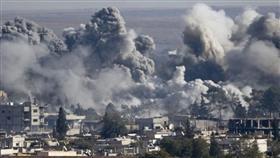مقاتلات روسية وسورية تقصف مناطق تحت سيطرة المعارضة في إدلب