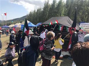 اختتام فعاليات بطولة «ألعاب الشعوب الرحل» الثالثة في قرغيزيا «بمشاركة كويتية»