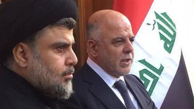 العراق.. الصدر والعامري يطالبان العبادي بالاستقالة