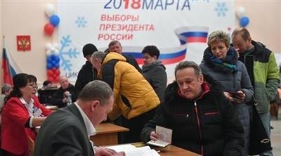 روسيا: بدء الاقتراع في الانتخابات المحلية.. والمعارضة تتظاهر ضد «نظام التقاعد»