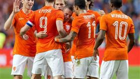 الديوك الفرنسية تُعطل دوران الطواحين الهولندية ضمن دوري الأمم الأوروبية