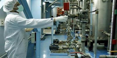 طهران تعلن استكمال إقامة منشأة لبناء أجهزة الطرد المركزي