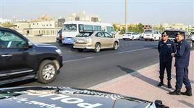 وكيل وزارة الداخلية يتفقد الطرق السريعة والمناطق السكنية الكائن بمحيطها المدارس لمتابعة الحالة الأمنية والمرورية