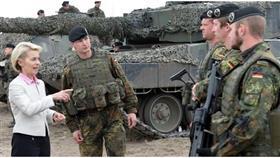 ألمانيا تدرس خيارات عسكرية ضد الأسد حال استخدم النظام أسلحة كيماوية
