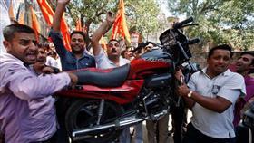 إضراب عام في الهند احتجاجاً على ارتفاع أسعار الوقود