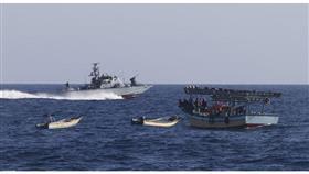 إصابة 4 فلسطينيين برصاص البحرية الإسرائيلية قبالة شواطئ غزة