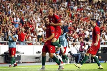 دوري الأمم الأوروبية.. البرتغال تُعمق الجُرح الإيطالي بانتصار ثمين في لشبونة