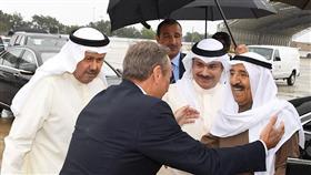 سمو الأمير يغادر الولايات المتحدة الأمريكية بعد زيارة عمل رسمية