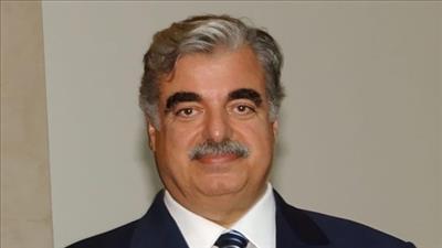 رئيس الوزراء السابق رفيق الحريري