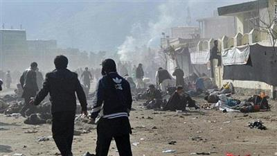 مقتل 20 شخصًا في تفجير انتحاري بإقليم ننكرهار شرقي أفغانستان