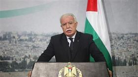 وزير الخارجية الفلسطيني يتهم أمريكا بانتهاك القانون لموقفها من «الأونروا»