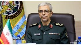 رئيس الأركان العامة للقوات المسلحة الإيرانية، اللواء محمد باقري،
