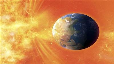 عاصفة شمسية تضرب الأرض.. قد تؤثر على الاتصالات