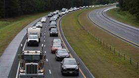 فرار مئات الآلاف من ولاية ساوث كارولاينا.. مع اقتراب «فلورنس»