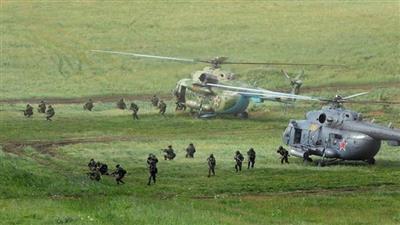 روسيا تبدأ أضخم مناورات عسكرية في تاريخها قرب الصين