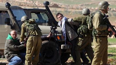 الاحتلال الإسرائيلي يشن حملة اعتقالات في الضفة