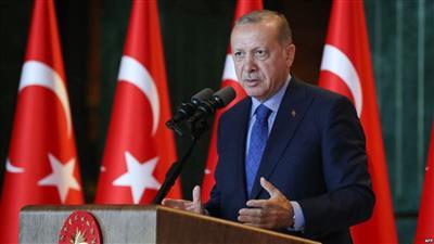 أردوغان رئيسا لصندوق الثروة السيادية التركي