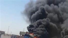 العراق: مصرع شخصين واصابة 9 بتفجير انتحاري في بغداد