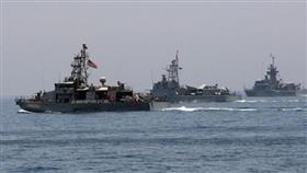 مناورات أمريكية بريطانية مشتركة لتأمين مضيق هرمز بعد تهديدات إيران
