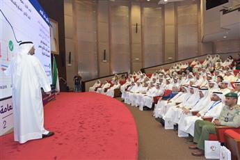 وزير المالية الدكتور نايف الحجرف يستعرض ميزانية الدولة في ملتقى المالية العامة