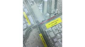 افتتاح طريق خدمي في شارع «محمد بن القاسم» غدًا