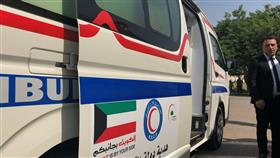 1.8  مليون دولار دعم طبي من الكويت للعراق