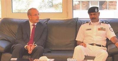 بريطانيا: «أمن الحدود الكويتي» يعزز الأمن البحري بالمنطقة