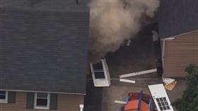 حرائق وانفجارات تهز مناطق سكنية بولاية ماساتشوستس الأمريكية