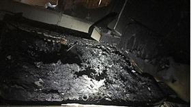 السيطرة على حريق غرفة في مجمع كوزمو الخيران