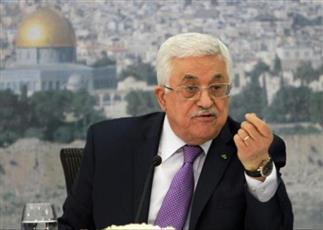 عباس: مستعد لتأسيس علاقة قائمة على نوايا حسنة مع إسرائيل في إطار دولي